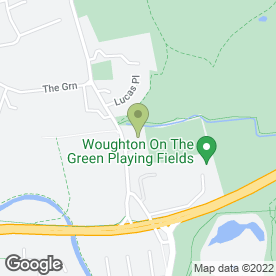 Map of Home & Garden Domestic Carpentry in Woughton On The Green, Milton Keynes, buckinghamshire