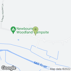 Map of Risdale Removals in Newbourne, Woodbridge, suffolk