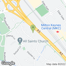 Map of Aa Seps - Mobile in Loughton, Milton Keynes, buckinghamshire