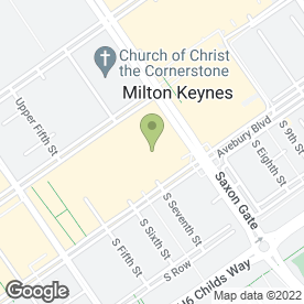 Map of All About You in Milton Keynes, buckinghamshire