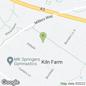 Map of Better Box Communications Ltd in Kiln Farm, Milton Keynes, buckinghamshire