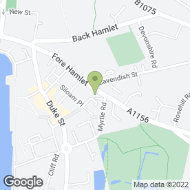 Map of Floors 4 U in Ipswich, suffolk