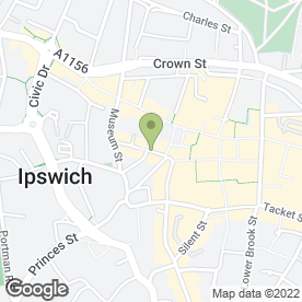 Map of Jaceys 2 Go in Ipswich