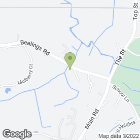 Map of D.C.M. Services in Martlesham, suffolk