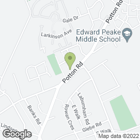 Map of Miller Plastering in Biggleswade, bedfordshire