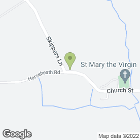 Map of Tree Surgery Services in Withersfield, Haverhill, suffolk