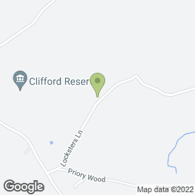 Map of ATK Specialists Removals & Storage in Clifford, Hereford, herefordshire