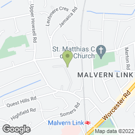 Map of Alto Floor Ltd in Malvern, worcestershire