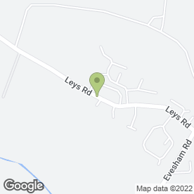 Map of Dorman-Hawkins Designs in Harvington, Evesham, worcestershire