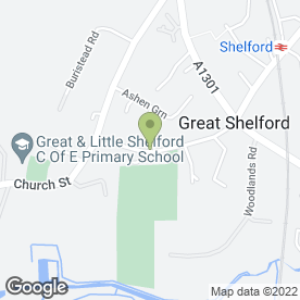 Map of Davies Solicitors Ltd in Great Shelford, Cambridge, cambridgeshire
