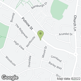 Map of Aqua Heating & Plumbing in Bedford, bedfordshire
