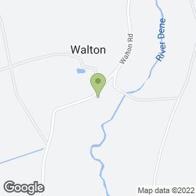 Map of Austin Matthews Design in Walton, Warwick, warwickshire
