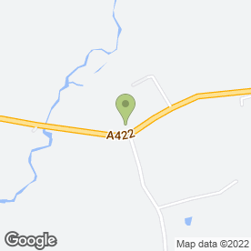 Map of Bants B&b in Upton Snodsbury, Worcester, worcestershire