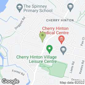 Map of Golden Pizza in Cherry Hinton, Cambridge, cambridgeshire