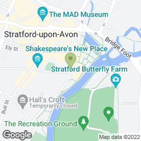 Map of Sapphire Management Services Ltd in Shirley, Solihull, west midlands