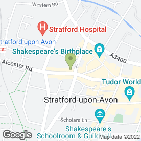 Map of Prontaprint in Stratford-Upon-Avon, warwickshire