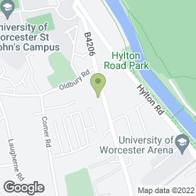 Map of Pete Logan Building & Landscaping in Worcester, worcestershire