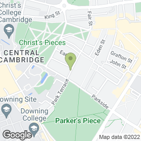 Map of Adam Hair & Beauty in Cambridge, cambridgeshire