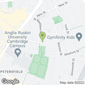 Map of Wortley Legal Consultants in Cambridge, cambridgeshire