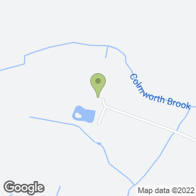 Map of WOODFIELD PHYSIOTHERAPY CENTRE in Colmworth, Bedford, bedfordshire