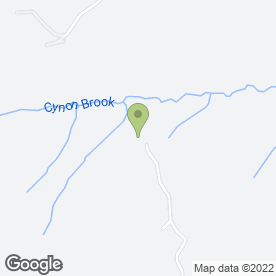 Map of Derek Price Plant Hire in Presteigne, powys