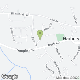 Map of Manor Property & Decorating in Harbury, Leamington Spa, warwickshire