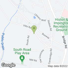 Map of T4 Travel Ltd in Impington, Cambridge, cambridgeshire