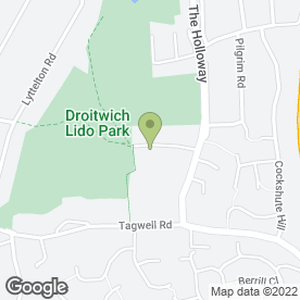 Map of Food & Drink Solutions Ltd in Droitwich, worcestershire