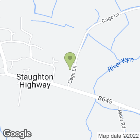 Map of Lancaster Electrical Contracting Ltd in Great Staughton, St. Neots, cambridgeshire