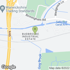 Map of Signs Express in Warwick, warwickshire