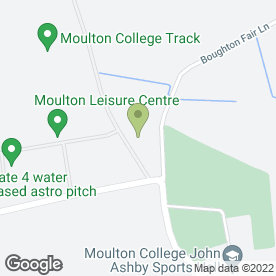 Map of HI SPEK ROOFING in Moulton, Northampton, northamptonshire