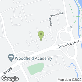 Map of Atlas Electrical UK Ltd in Redditch, worcestershire
