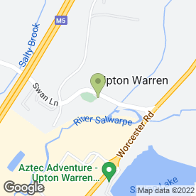Map of Hygiene UK in Upton Warren, Bromsgrove, worcestershire