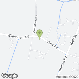Map of The Works Hair & Beauty in Willingham, Cambridge, cambridgeshire