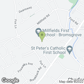 Map of Helpful Plumber in Bromsgrove, worcestershire