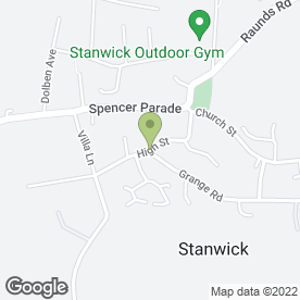 Map of Cladfit Ltd in Stanwick, Wellingborough, northamptonshire