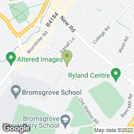 Map of 3 Plus Conference Call in Bromsgrove, worcestershire