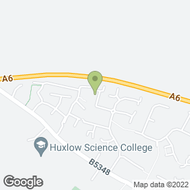 Map of Disco Entertainment.co.uk in Irthlingborough, Wellingborough, northamptonshire