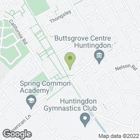 Map of KLC Electrical in Huntingdon, cambridgeshire