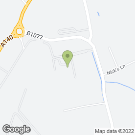 Map of Medandvet UK Ltd in Eye, suffolk