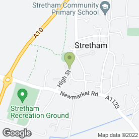 Map of Boogie Disco in Stretham, Ely, cambridgeshire