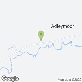 Map of Redlake Plumbing & Heating in Adleymoor, Craven Arms, shropshire