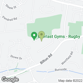 Map of St. Matthews Bloxam C of E Primary School in Rugby, warwickshire