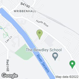 Map of M R E Services (Bewdley) Ltd in Bewdley, worcestershire