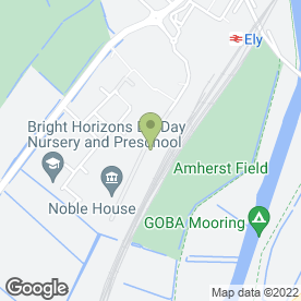 Map of M.D. Anthony Ltd in Ely, cambridgeshire