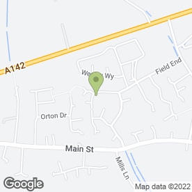 Map of S & J Plastering in Ely, cambridgeshire