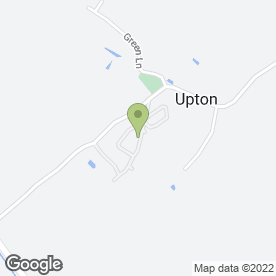 Map of PE Interiors in Upton, Huntingdon, cambridgeshire