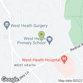 Map of Prestantia Property Services Ltd in Birmingham, west midlands