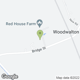 Map of Plugtest Ltd in Woodwalton, Huntingdon, cambridgeshire