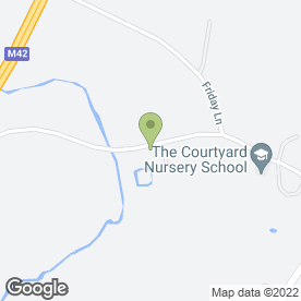 Map of Catz Boarding Cattery in Hampton-in-Arden, Solihull, west midlands